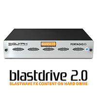 The BLASTDRIVE 2.0 HD Sound Effects Library