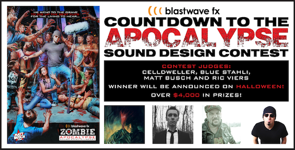 Countdown To The Apocalypse Sound Design Contest