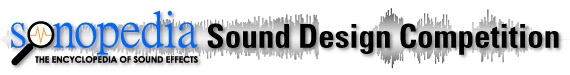 SONOPEDIA Sound Design Competition